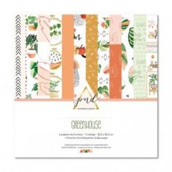 Collezione Carte PaperNova Design - Greenhouse