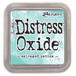 Ranger Tim Holtz distress oxide Salvaged patina