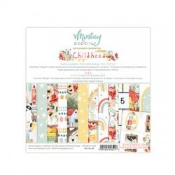 "Paper pack Mintay Happy Place 15x15 cm (6""x6"")"