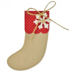 Sizzix Bigz Die - Christmas Stocking
