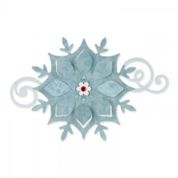 Sizzix Bigz Die - Snowflake Ornament