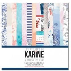 Bienvenue chez moi collection - Les Ateliers de Karine