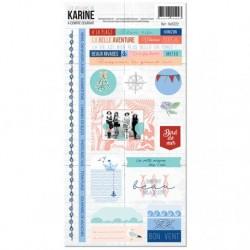Stickers A contre courant - Les Atelier De Karine