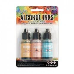 Ranger • Tim Holtz Alcohol Inks Lakeshore set 3pz