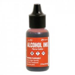 Ranger • Tim Holtz Alcohol Ink Terra cotta