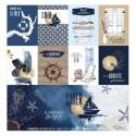 Kit Carte Florileges Design VUE SUR MER