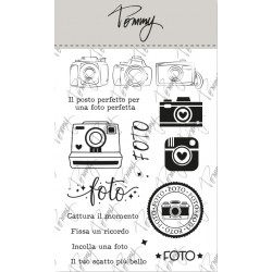 Tommy clear stamps – Foto 2