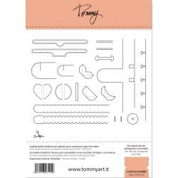 Tommy fustella – Album accessories