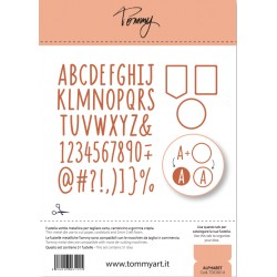 Tommy fustella – Alphabet