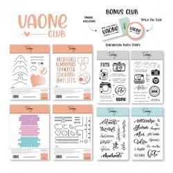 Uaone Club – bundle + gruppo privato Facebook + 6 progetti + 4 video-lezioni e gadget