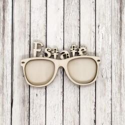 Occhiali shaker in legno - Krea