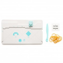 We R Memory Keepers • Explosion card punch board
