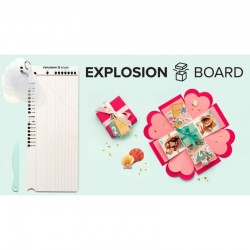 We R Memory Keepers • Explosion board