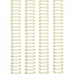 "We r memory set 4pz Cinch Binding Wires spirali 1"""