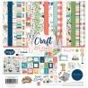 Carta Bella Craft & Create 12x12 Inch Collection Kit