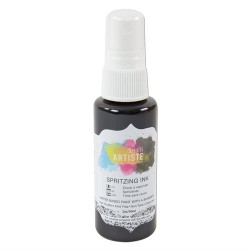 Inchiostro Spray - Spritzing Docraft Artiste- Nero