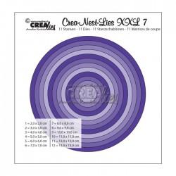 Crealies Crea-nest-dies XXL no. 53