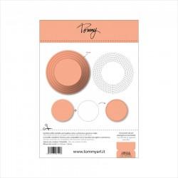 Tommy fustella – Circle & Stitching