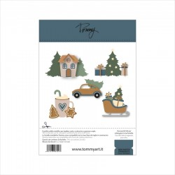 Tommy fustella – Mini Winter Ornaments