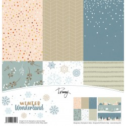 Tommy paper pack – Winter Wonderland