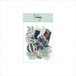 Tommy Die cuts – Peppermint Christmas