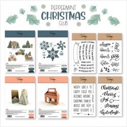 Peppermint Christmas Club + gruppo privato Facebook + 4 video-lezioni e gadget