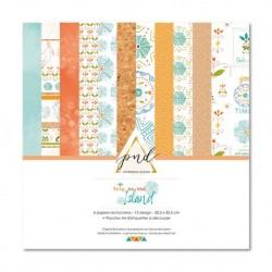 Collezione Carte PaperNova Design - Trip to the Island