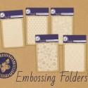 Embossing Folder Aurelie